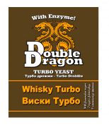 Дрожжи для виски Double Dragon Turbo Yeast Whisky