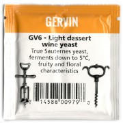 "Винные дрожжи Gervin ""Light Dessert Wine GV6"""